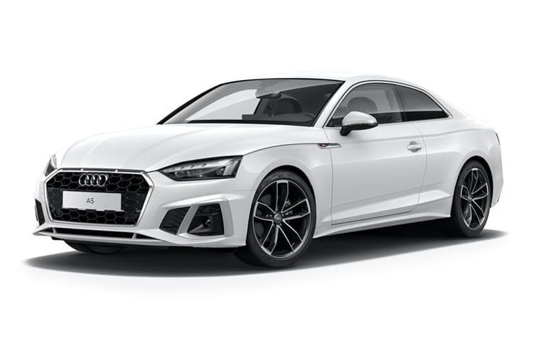 Audi A5 Coupe image