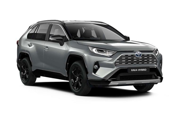 2.5 VVT-i Hybrid Design CVT 2WD