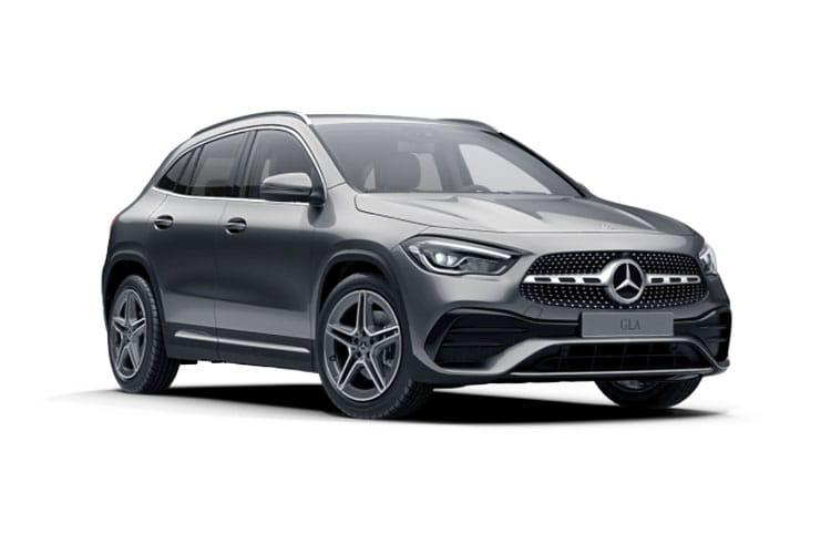 Mercedes GLA-Class image