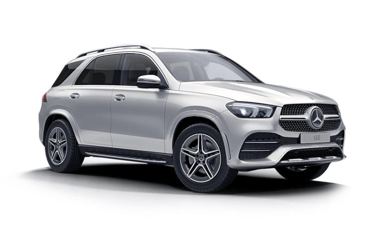 Mercedes GLE Suv image
